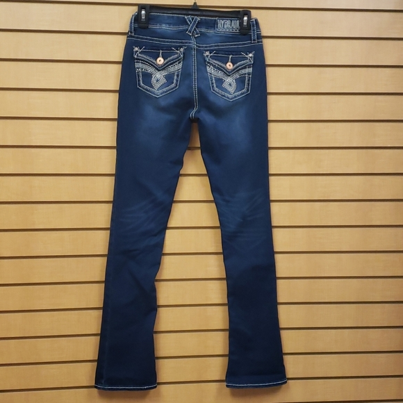 Hydraulic Lola Micro Boot Jeans Size - 7/8